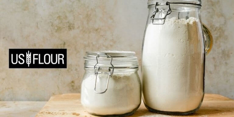 Store The Flour In Airtight Containers