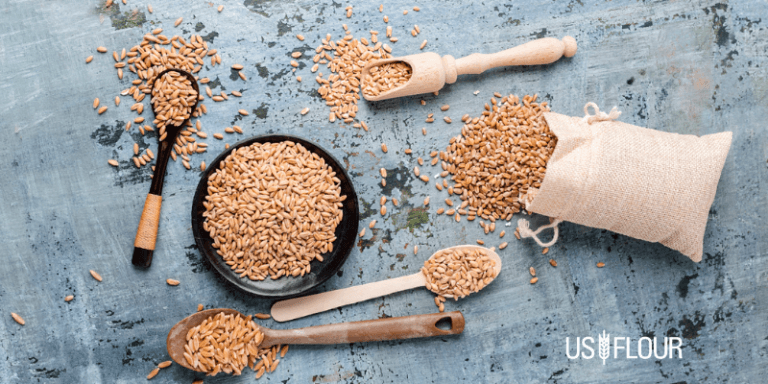 Whole-Wheat Flour Is Completely Packed With Nutritious Values