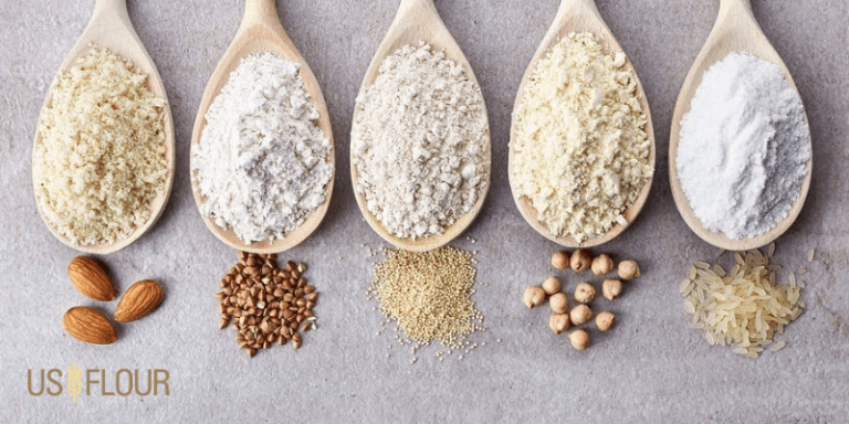 You Must Know About The Different Types Of The Flour Available