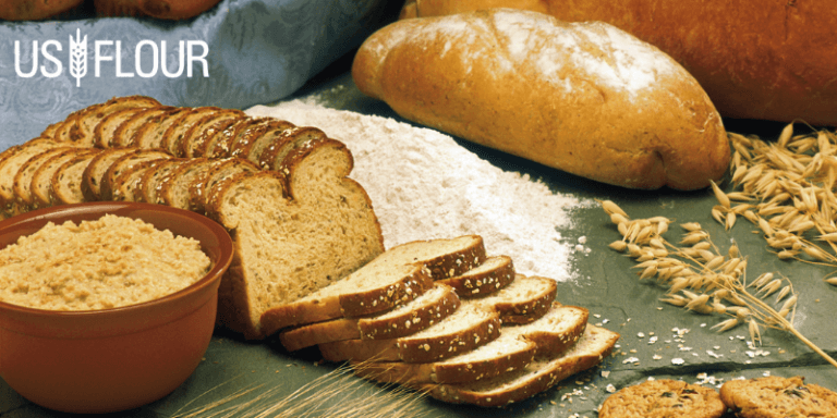 Consuming organic whole wheat flour helps in increasing bone strength