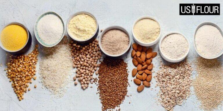 gluten-free flour distributors