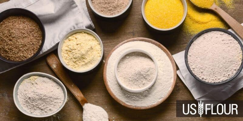 Different Types Of Flour